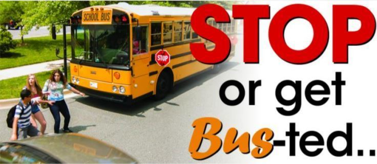 Stop or get Bus-ted