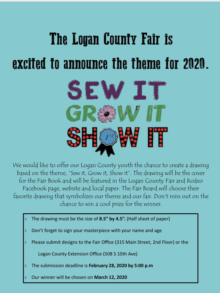 Sew it, Grow it, Show it